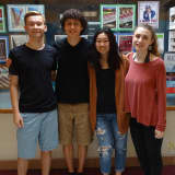 4 Valhalla Students Recognized By NYSATA For 'Distinguished' Art Portfolios