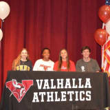 Four Valhalla High Seniors Sign Letters Of Intent