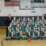 Yorktown Girls Basketball Team Wins Sportsmanship Award
