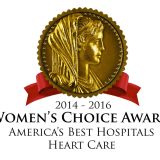 Valley Hospital In Ridgewood Earns Women's Choice Award For Heart Care