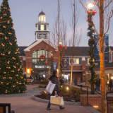 Woodbury Common Kicks Off Holiday Season With Extended Hours (& Santa!)