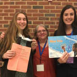 Two Hendrick Hudson Students Compete At Regional Science Fair