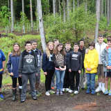 Westlake Students Raise, Release Trout Into Reservoir