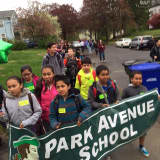 'Walking School Bus' In Danbury Pushes Students To Hoof It To Class