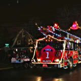 Wallington's Holiday Parade Boasts Largest Display of Decorated Fire Trucks