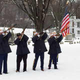 Wyckoff Groups Honor Vets, Restore Vandalized Church Cemetery