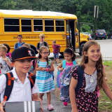 Yorktown Celebrates First Day Of School