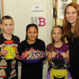 Carlstadt Class Collects 87 Pounds Of Candy For Troops Overseas