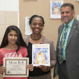 Little Ferry Student Wins Magazine Cover Contest