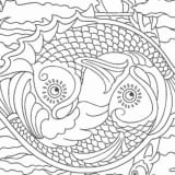 Fairview Library Hosting Adult Coloring Club Meetings