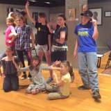 Spotlight Arts Performs 'Alice In Wonderland Jr.' in Brewster