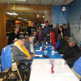 Veterans From Preakness Healthcare Center In Wayne Attend Luncheon