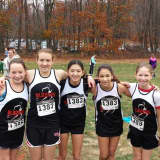 New Canaan New Balance Blazers Run At State Middle School Races