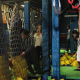 Bounce Trampoline Sports, Hudson Pizza Expand In Valley Cottage