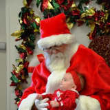 Children See Santa, Take Photos At Sleepy Hollow Boosters Breakfast Event