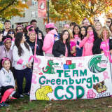 Woodlands Students, Teachers Raise Money To Fight Breast Cancer