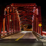Teen Driver Allegedly On Drugs Crashes Into Saugerties' Red Bridge, Police Say