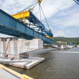 Hudson Dredging For Tappan Zee Concludes One Month Early