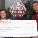 New Nanuet Business Raises $4,000 For Local Charity
