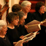 Rehearsals Begin For Danbury Music Centre's 'Messiah' Performance