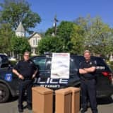Clarkstown Police Participate In National Prescription Take-Back Day