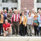 Washington Irving Class Of 1956 Tours Old High School