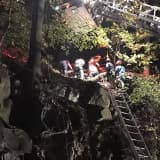NYC Man Rescued After Tumble Down Palisades Cliffs In Fort Lee