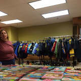 Wallington Republican Club Stages Clothing Drive For Passaic-Based Charity