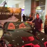 Local Man Wins Corvette Convertible Stingray At Resorts World Catskills