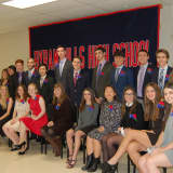 Byram Hills Seniors Inducted Into Cum Laude Society