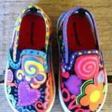 Kids Can Customize Their Kicks At The Darien Arts Center