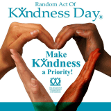 What Are You Doing For National Kindness Day, Teaneck?