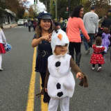 Halloween Parade For Tuckahoe's Koala Park Daycare