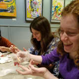 Teens Learn About Biology, Run DNA Experiment At Studio Around Corner