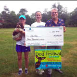 Westport-Weston Chamber Donates Dog Festival Funds To Animal Charities