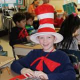 Washington Irving Students Celebrate Dr. Seuss' Birthday