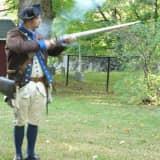 Yorktown Teacher Presents Revolutionary War Program