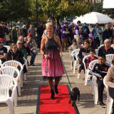 Ossining Puts On Fashion Show
