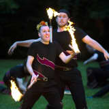 Fire Jugglers Heat Up Summer In Sleepy Hollow