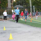 Pleasantville Families Get Workout At Family Fitness Night