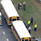 Dozens Checked Out After Northern Valley HS Buses Collide on PIP