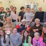 Yorktown Students Visit Fieldhome In Cortlandt Manor