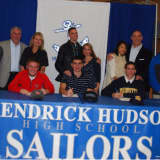 Three Hendrick Hudson Seniors Sign National Letters of Intent