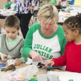 Art Comforts & Inspires Children, Says Award-Winning Educator In Fairfield County District