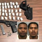 Passaic Sheriff: Loaded Gun, Ammo, 2,000 Heroin Envelopes Seized In Home Raid On Quiet Street