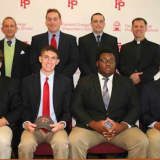 Fairfield Prep Honors Scholar Athletes Committed To Play College Football