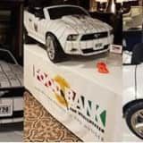 Autographed NY Yankee Electric Car Raffled Off By Food Bank For Westchester
