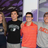 John Jay Athletes, Friends Since Kindergarten, Commit To College Teams
