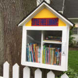 Leonia Councilman Has Little Free Library