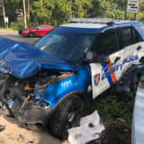 Two Injured In Crash Involving Police Vehicle On Taconic